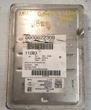 ECU ECM Engine Computer Module 2011 GMC SIERRA / 1500 6.2 A/T l 848032280 #5939