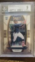 2018 Panini Select #2 Ronald Acuna Jr. Braves RC Rookie BGS 9 🔥