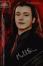 MICHAEL SHEEN - Autogrammkarte - Signed Autograph Twilight Clippings Sammlung