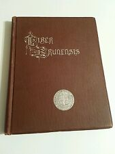 Brown University Yearbook 1893-94 Liber Brunensis Nice  Over 120 Years Old