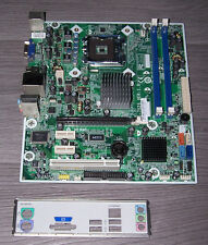 480429-001 HP/Compaq dx2420 Mainboard S775 inkl. I/O Slotblech Sockel775 MS-7525