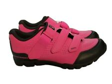 Bontrager Adorn Women's Pink Mountain Bike Spin Cycle 551882 Size 5.5 NO CLIPS