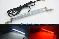 1x White/Red 30-SMD LED Lamp For License Plate Light,Backup Light or Brake Light