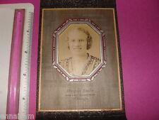 Vintage Studio Portrait Photo Woman w/ Glasses  Illington Studio, Chicago folder