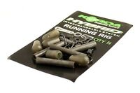 Korda Hybrid Running Run Rig Kit Weedy Green