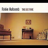 Robin Holcomb- The Big Time (CD 2002) Bill Frisell, Dave Carter, Very Good