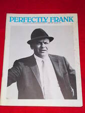 SINATRA - PERFECTLY FRANK #173  June 1982