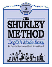 The Shurley Method: English Made Easy Level 5  Student Workbook ISBN 1881940098