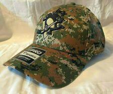 Pittsburgh Penguins NHL Fanatics Adjustable Digital Camouflage Camo  Hat