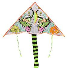 Kid's Coloring Butterfly Kite Diy Water Painting Teaching Fly String K50