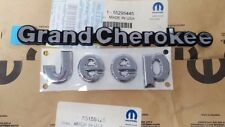 1994-1996 Jeep Grand Cherokee Liftgate and Front Fender Emblems