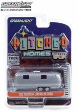 Greenlight 1/64 1972 Airstream Land Yacht Safari Hitched Homes 34100-B