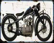 Bmw R 2 A4 Metal Sign Motorbike Vintage Aged