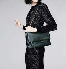 New Lanvin pre-fall 2014 Snake Black Print Stretch Kint Dress S uk 8-10
