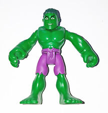 Playskool Marvel Super Hero Adventures - Hulk - OFFICIAL NEW