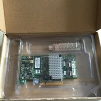 LSI 9267-8i 6Gb/s PCI-E 2.0 512MB 8Port RAID0/1/10 SATA/SAS Controller Card