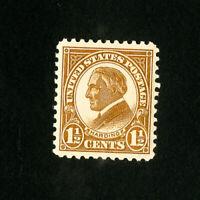 US Stamps # 553 Superb OG NH Choice