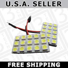 15-SMD - Universal Fit - LED Panel Lights - 5050 SMD LED Chips - Pinkish Purple
