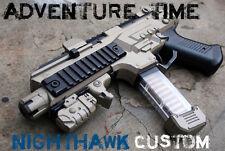 NIGHTHAWK PROP GUN, New - Custom Painted Khaki for COD / Halo Cosplay