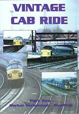 Vintage Cab Ride 2 Dvd: Market Harborough Sheffield Syston Leicester Trent Jct