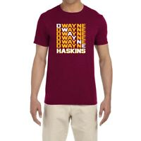 Washington Redskins Dwayne Haskins Text T-Shirt