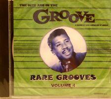 RARE GROOVES - Volume #4 - 24 VA Tracks