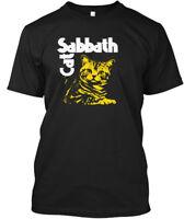 Cat Sabbathe - Sabbath Hanes Tagless Tee T-Shirt