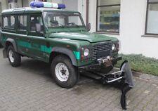 DE LAME À NEIGE chasse-neige POUR Land Rover Defender