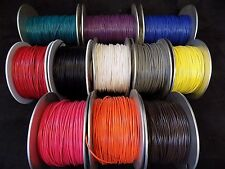 18 GAUGE GPT WIRE PICK 5 COLORS 25 FT EA PRIMARY AWG STRANDED 100% OFC COPPER
