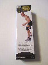 BRAND NEW!!  EVERLAST Standard Knee Support Brace L Black