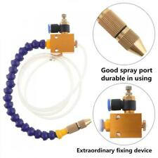 Mist Coolant Lubrication Spray System Unit For CNC Lathe Milling Machine 8mm US
