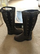 Dublin Pinnacle Chocolate regular Fit Boots UK 7  Brand New With Box