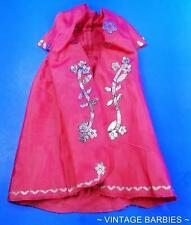 RARE Barbie Doll Sew Moonlight N Roses #1721 Coat HTF Excellent ~ Vintage 1960's