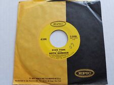 "KEITH BARBOUR - Echo Park / Here I Am Losing You 1969 POP ROCK 7"" Epic"