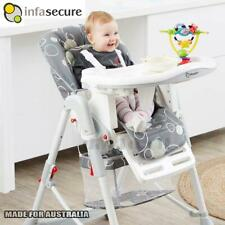 Infasecure Melody II Deluxe High Chair Infant Baby Children Kids Hi Lo Chair