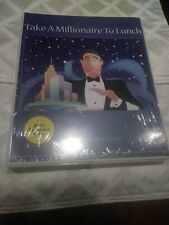 Take A Millionaire To Lunch 6 CD Real Estate Investor Series, Cash Flow Book NEW