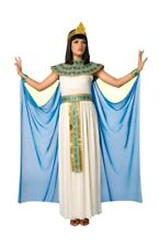 Discontined Cleopatra Costume Egyptian Princess 5 Piece Sequined Costume S 4-6
