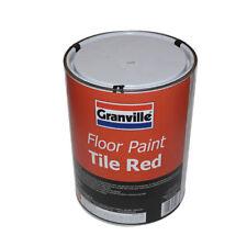 WORKSHOPPLUS Floor Paint Tile Red 5L