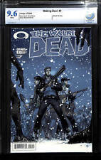Walking Dead # 5 - CBCS Graded  9.6  WHITE  Pages - Death of Amy