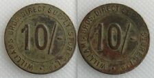 Collectable Williams Bros. Direct Supply Stores Ltd Token