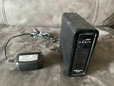 ARRIS SB6183 Surfboard 16x4 DOCSIS 3.0 Cable Modem - Black