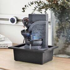 Resin Decorative Fountains Water Fountains Creative Craft Desktop Home Decor