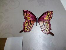 K2 -by Holden Vinyltapete glänzende Schmetterlinge 4 Rollen 11531