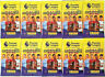 10 x 2020 2021 PANINI Adrenalyn EPL Soccer Trading Card Sealed Packs 60 Cards