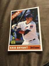 Kris Bryant 2015 Rookie Reprint #290 dead RINGER beauty free shipping chicago