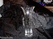 "Vintage. Nib Lenox Made in Usa Glass Vase, 7 1/4"" tall"