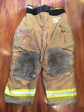 Firefighter Turnout Bunker Pants Globe 40x28 G Extreme Halloween Costume