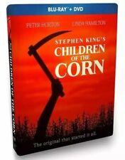 Children Of The Corn Steelbook Blu-Ray / DVD / Digital Brand New & Sealed