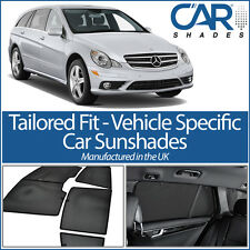 Mercedes R Class 5dr 05-15 CAR WINDOW SUN SHADE BABY SEAT CHILD BOOSTER BLIND UV