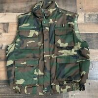 Renegade Camo Vest Men's Sz 2XL